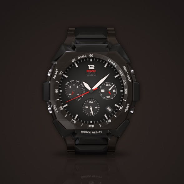 Rugged Watch