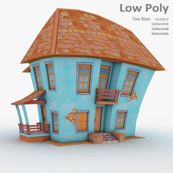 Building 012 - 3DOcean Item for Sale