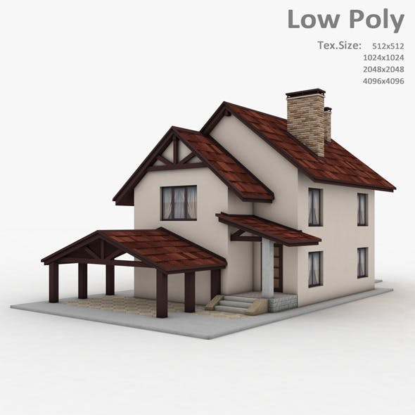 Building 013 - 3DOcean Item for Sale