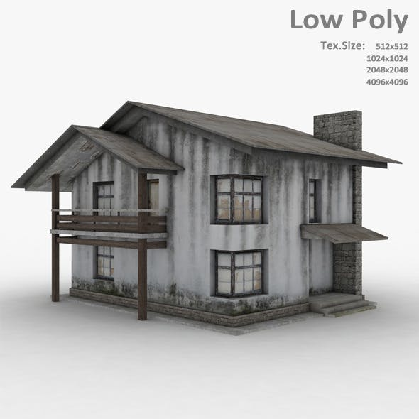 Building 023 - 3DOcean Item for Sale