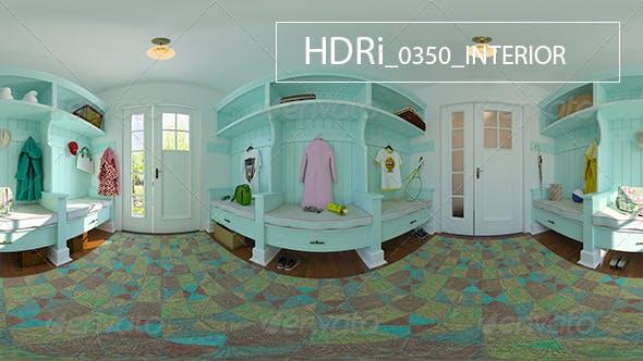 0350 Interoir HDR - 3DOcean Item for Sale