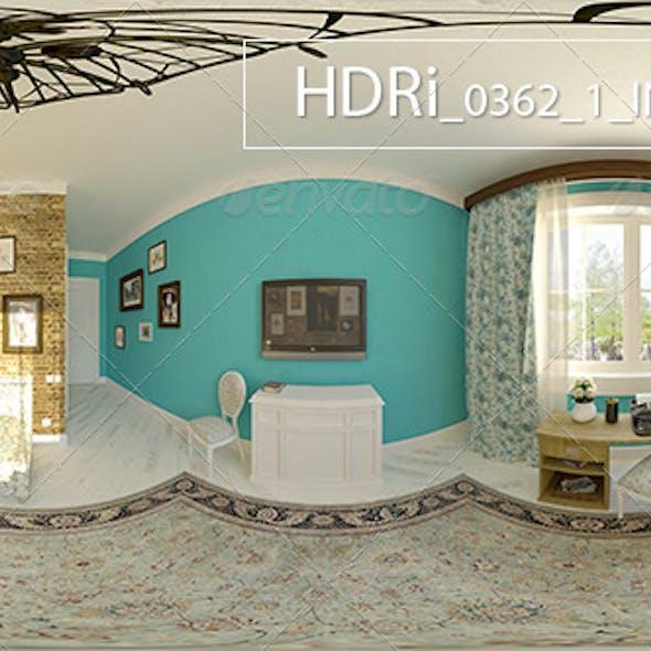 0362-1 Interoir HDRi