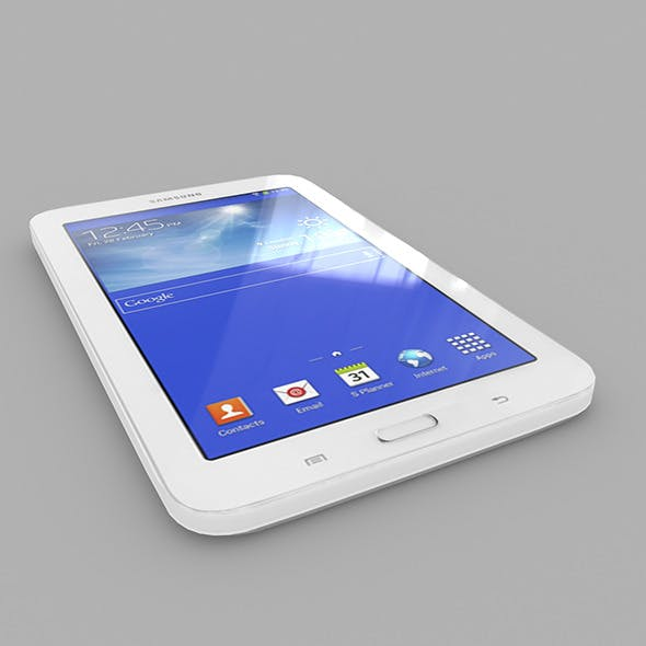 Samsung Galaxy Tab 3 Lite 7.0 3G - 3DOcean Item for Sale
