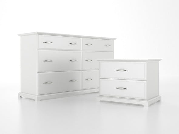 Ikea Birkeland - 3DOcean Item for Sale