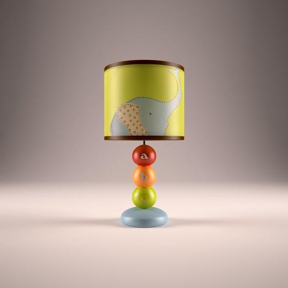 Kid lamp