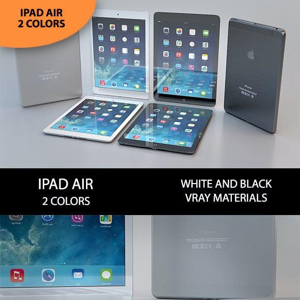 3D Ipad Air