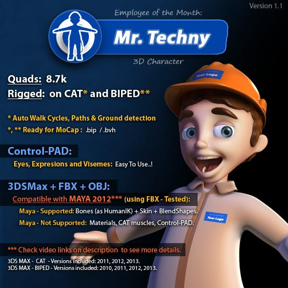Mr Techny