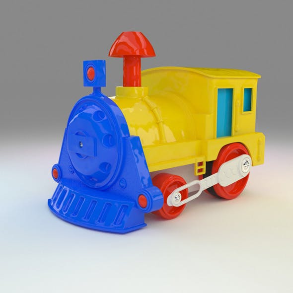 Toy Train / Oyuncak Tren