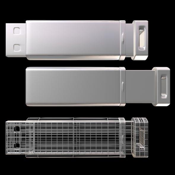 USB Flash Drive 05 - 3DOcean Item for Sale