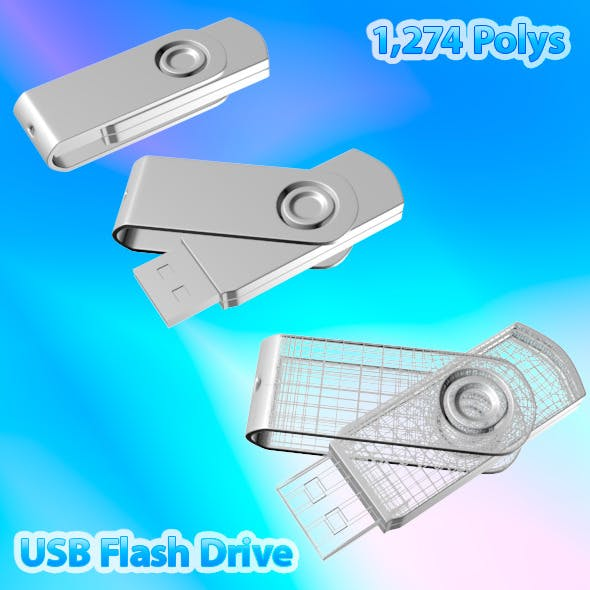 USB Flash Drive 03