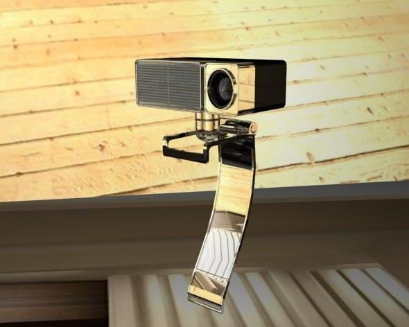 Web camera - 3DOcean Item for Sale