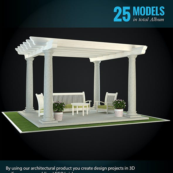 Pergolas Collection
