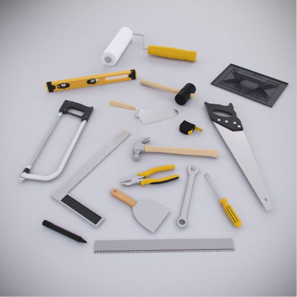 Contruction Tools Kit