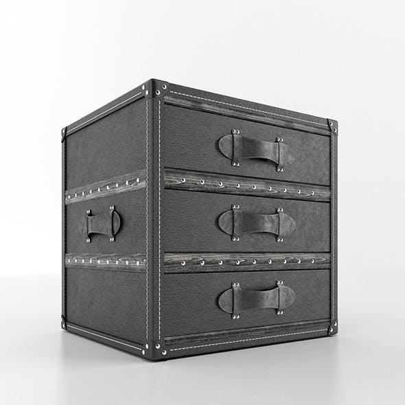 Restoration Hardware Mayfair Cube