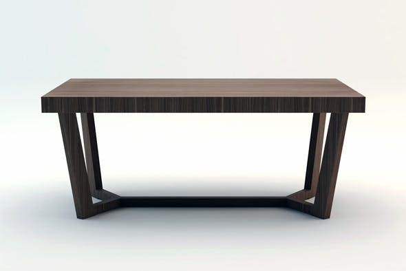 Calligaris prince table - 3DOcean Item for Sale