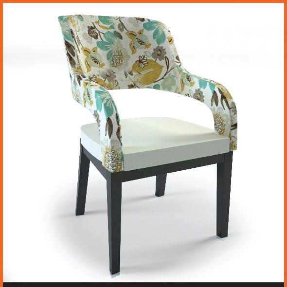 Realistic Chair Armchair