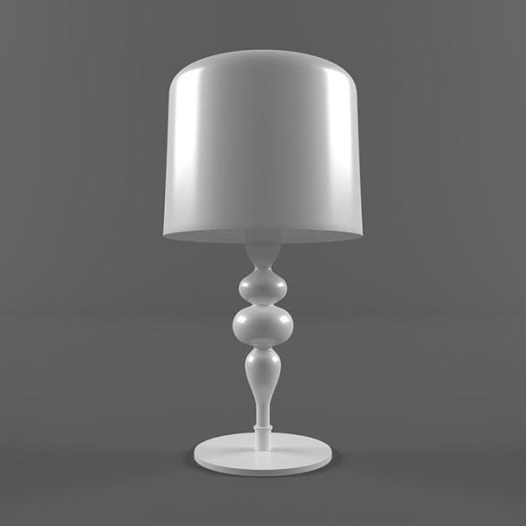 Masiero EVA lamp - 3DOcean Item for Sale
