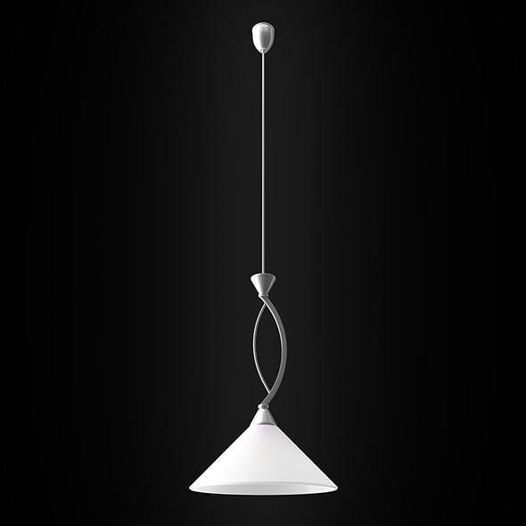 BONA Silver lamp - 3DOcean Item for Sale