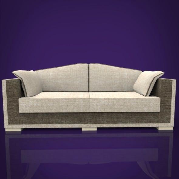 luxury sofa - 3DOcean Item for Sale