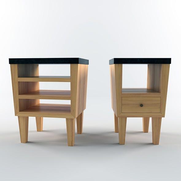 Bookends Ted Boerner - 3DOcean Item for Sale