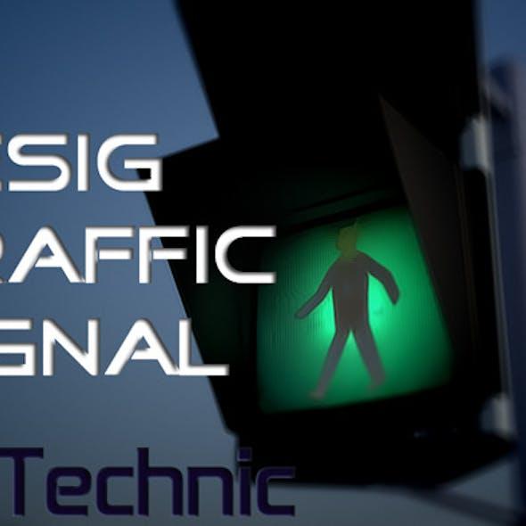 Gesig Traffic Signal