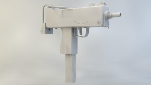MAC 10 - 3DOcean Item for Sale