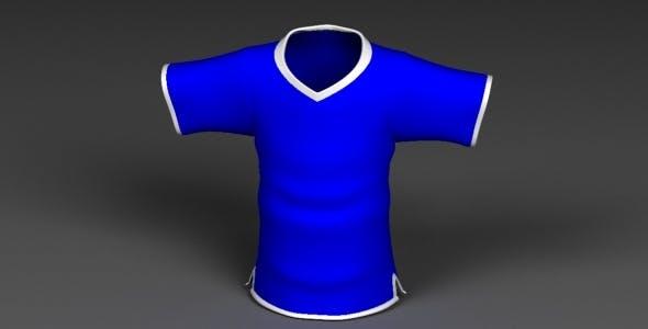 Tshirt - 3DOcean Item for Sale