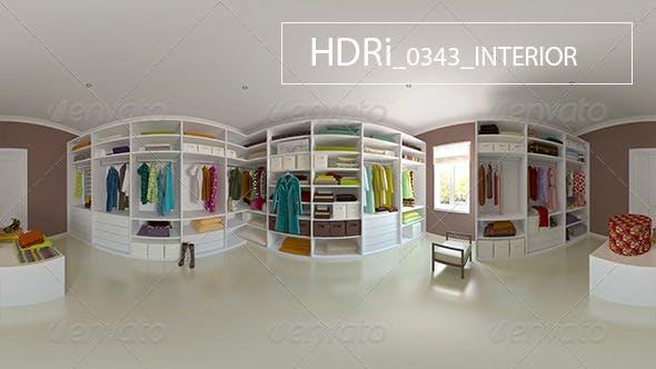 0343 Interoir HDRi - 3DOcean Item for Sale