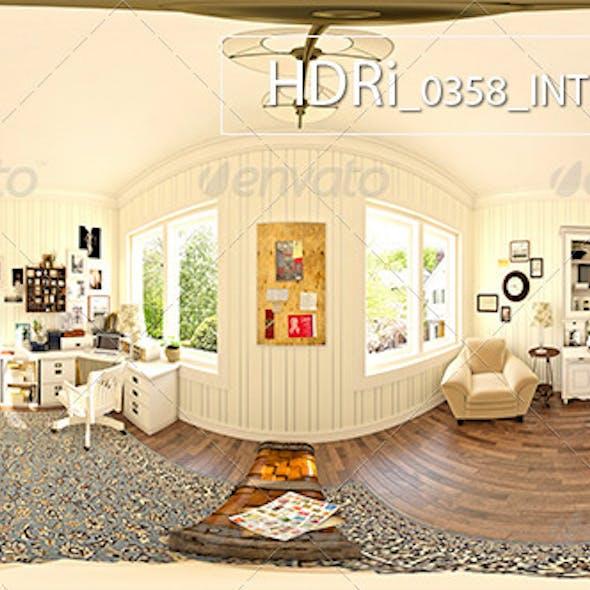 0358 Interoir HDRi
