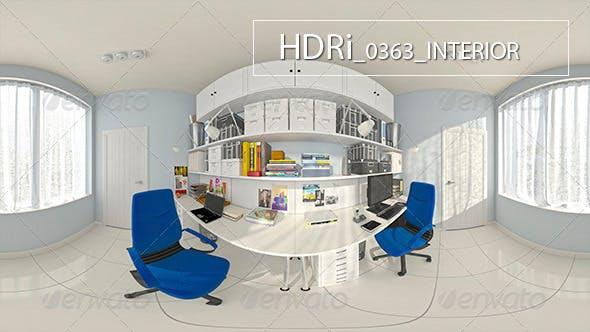 0363 Interoir HDRi - 3DOcean Item for Sale