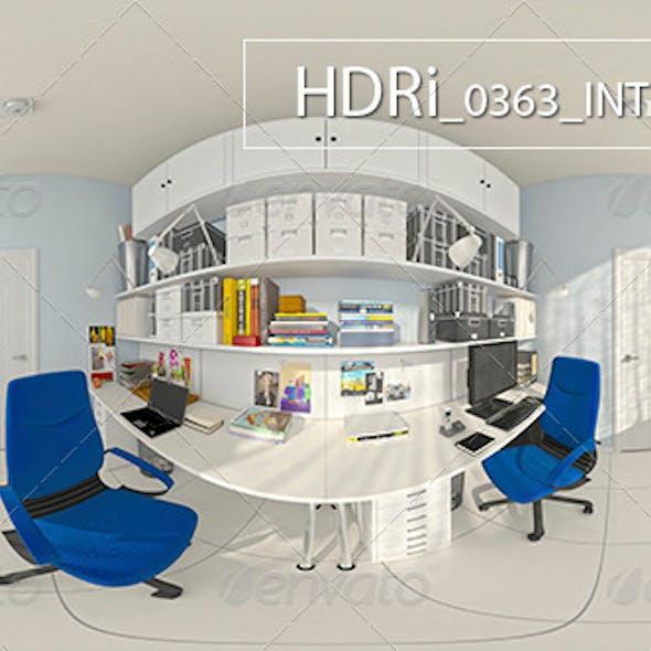 0363 Interoir HDRi