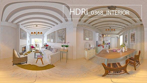 0368 Interoir HDRi - 3DOcean Item for Sale