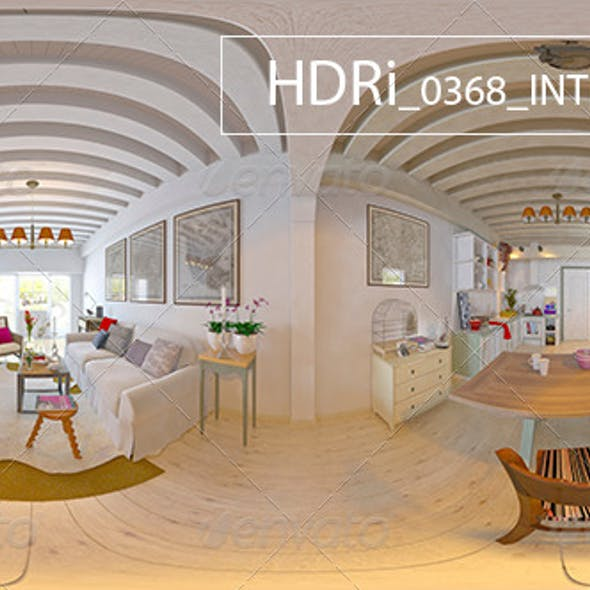 0368 Interoir HDRi