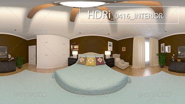 0416 Interoir HDRi - 3DOcean Item for Sale