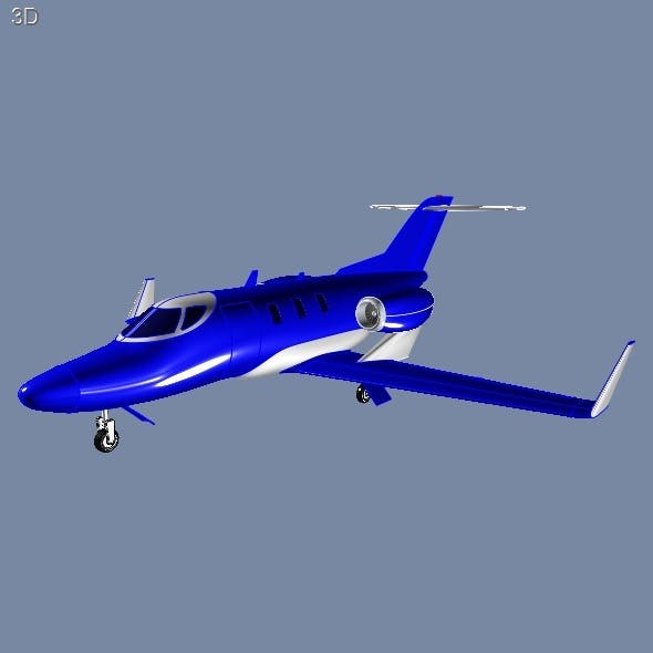 Honda Jet Private airplane