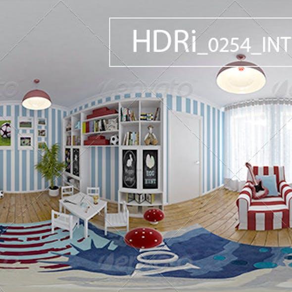 0254 Interoir HDRi