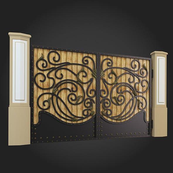 Gate 007 - 3DOcean Item for Sale