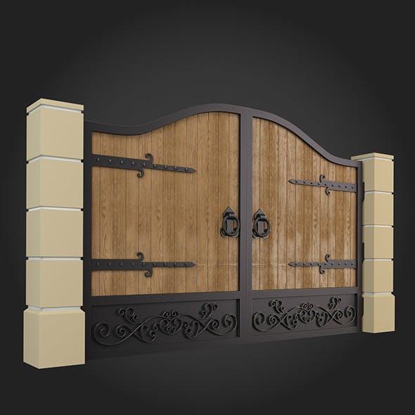 Gate 009 - 3DOcean Item for Sale