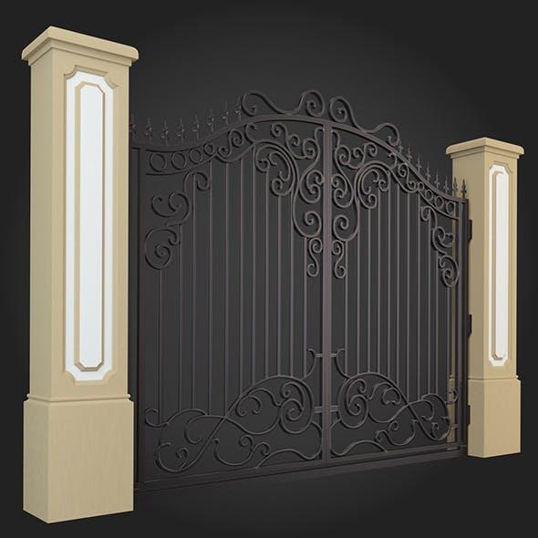 Gate 012