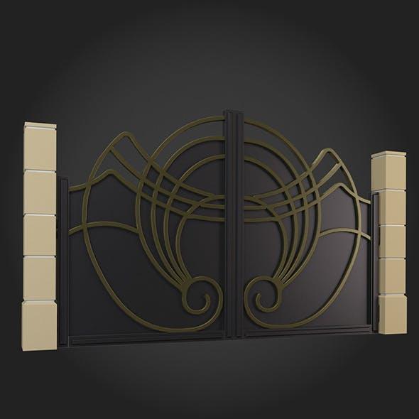 Gate 022 - 3DOcean Item for Sale
