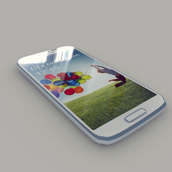 Samsung I9506 Galaxy S4 (White Color )