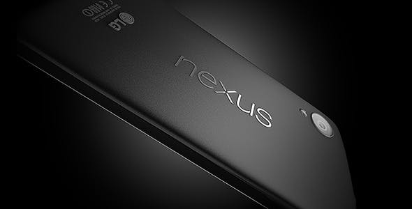 C4D Modeled NEXUS 5 Google smartphone - 3DOcean Item for Sale