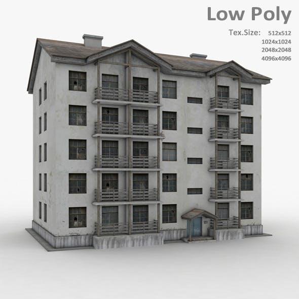Building 035 - 3DOcean Item for Sale