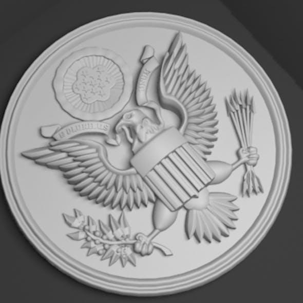 United States national emblem