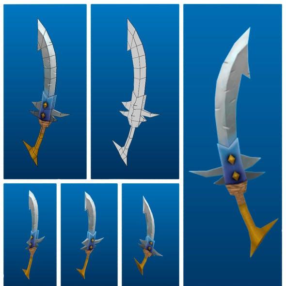 Stylish Sword 04
