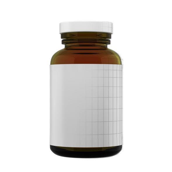 Supplement Bottle