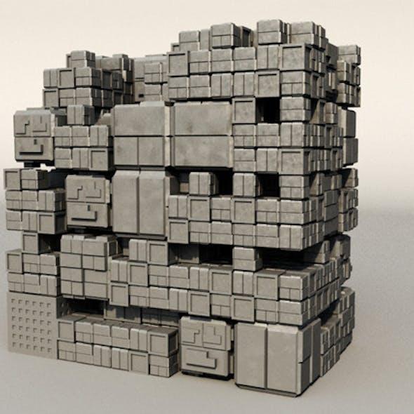 Sci fi Box Building 2
