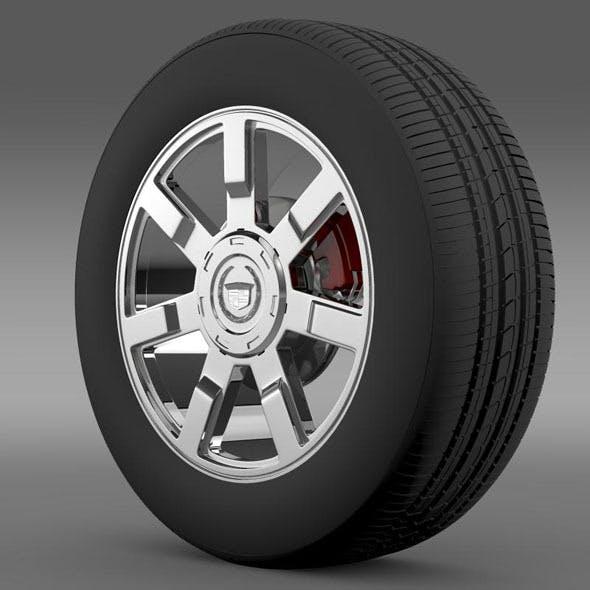 Cadillac Escalade esv 2wd1 wheel