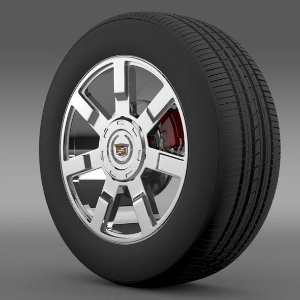 Cadillac Escalade esv 2wd2 wheel