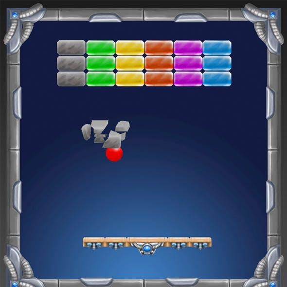 arkanoid game set